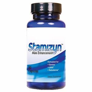 Stamizyn is a natural male enhancement supplement