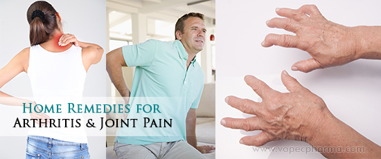 Arthritis remedies for pain