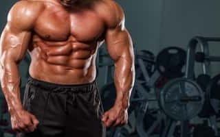 Testosterone booster for muscle gain